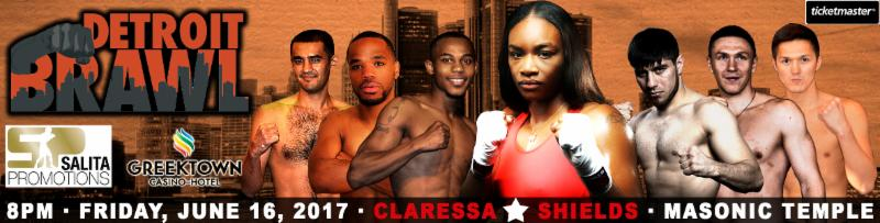 On Three Days Notice, Claressa Shields Gets New Opponent in Sydney LeBlanc for WBC Silver Title