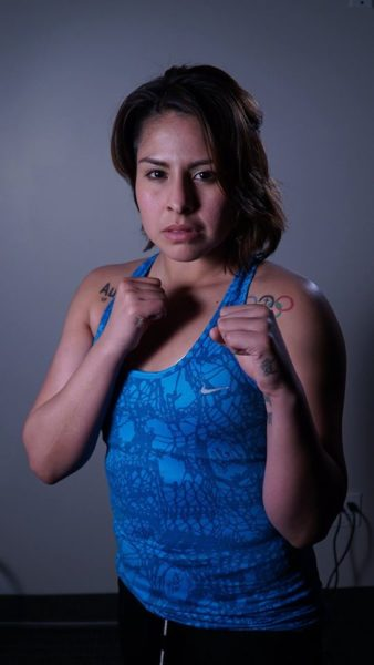 Marlen Esparza Makes Debut on Golden Boy Boxing on ESPN Thursday at 10pm ET