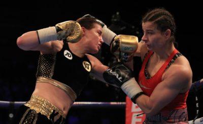 Katie Taylor Cruises to 8 Round Shutout of Milena Koleva