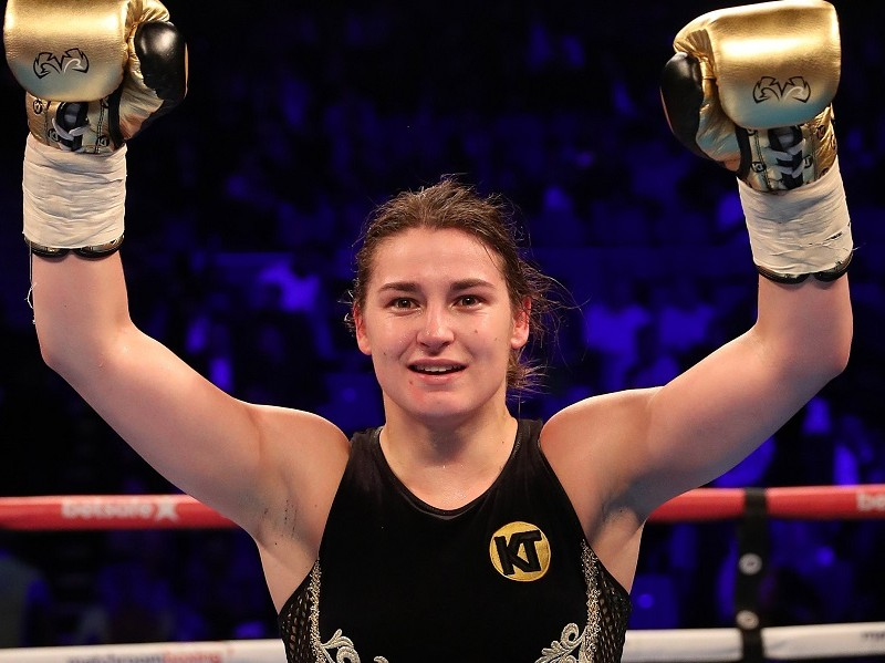 Katie Taylor to Challenge Anahi Esther Sanchez for her WBA Lightweight Crown on October 28th in UK